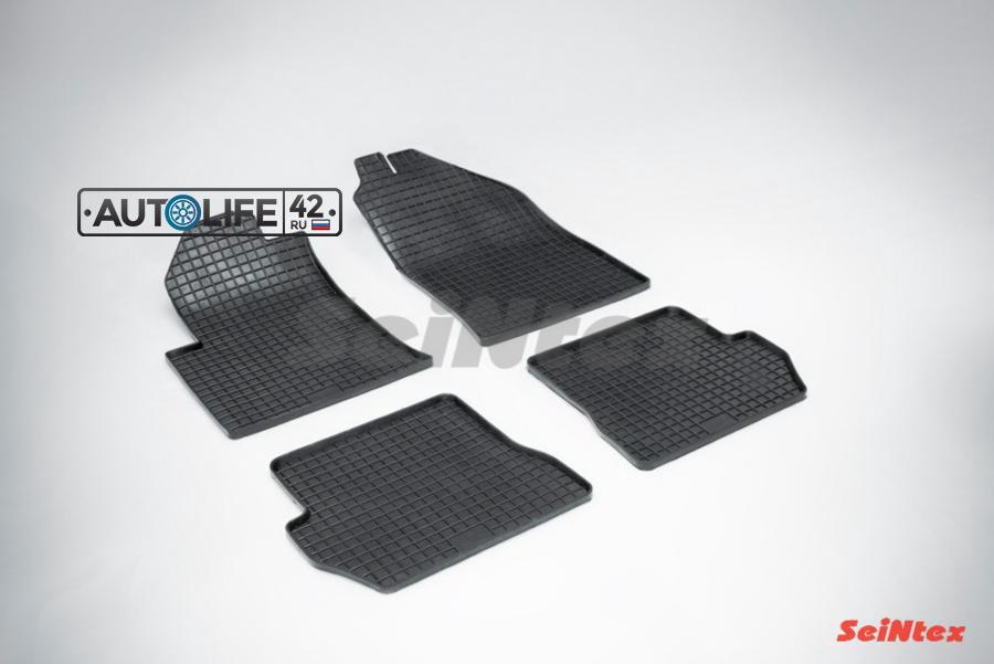 Резиновые коврики Сетка для Ford Fusion 2002-2012