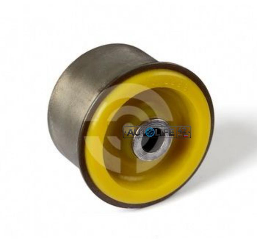 Сайлентблок полиуретановый передней подвески нижнего рычага, передний и задний