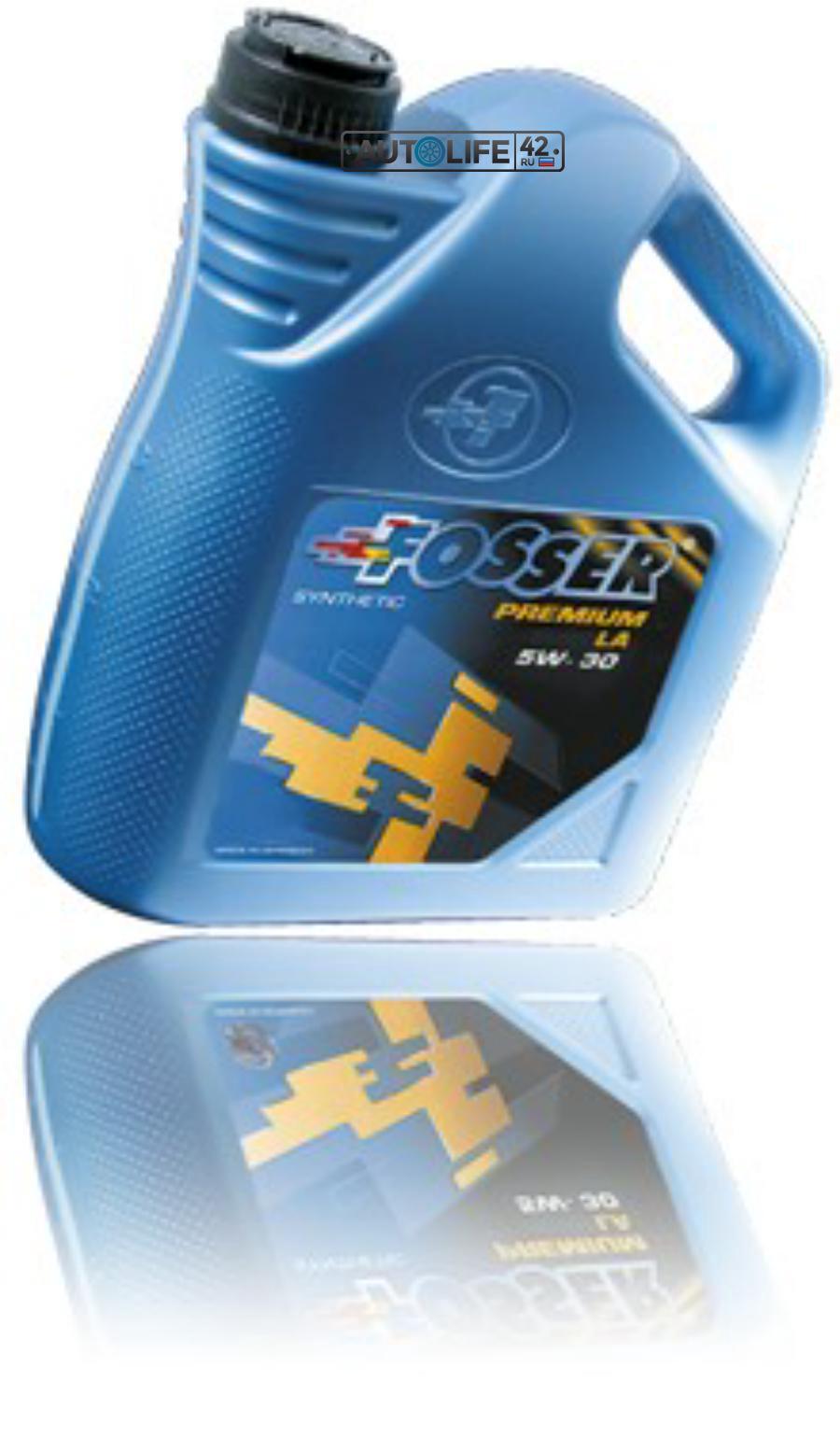 Масло моторное Fosser Premium LA 5W-30 (1л)