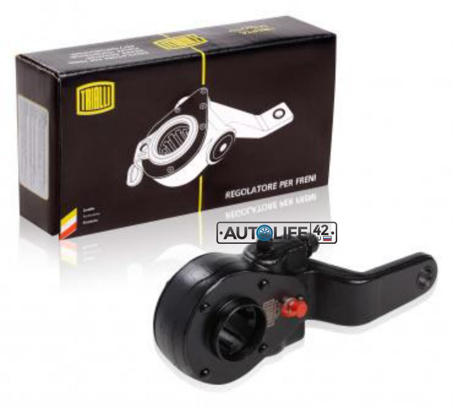 Рычаг тормоза регулировочный механический (трещотка) для автомобилей КамАЗ 6540 задний и передний правый
