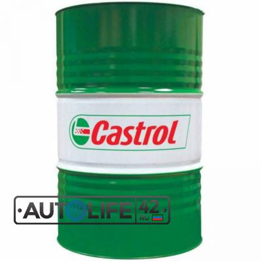 Моторное масло Castrol GTX ULTRACLEAN 10W-40 A3/B3 синтетическое, 208 л