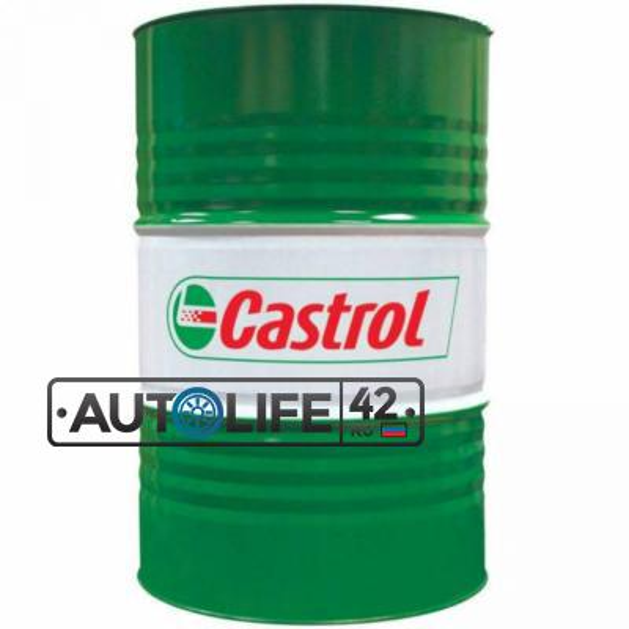 Моторное масло Castrol GTX 5W-40 A3/B4 синтетическое, 208 л