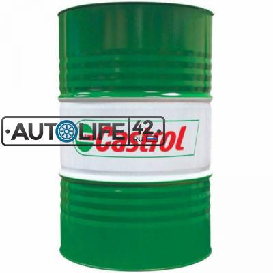 Моторное масло Castrol Vecton 10W-40 E4/E7 полусинтетическое, 208 л