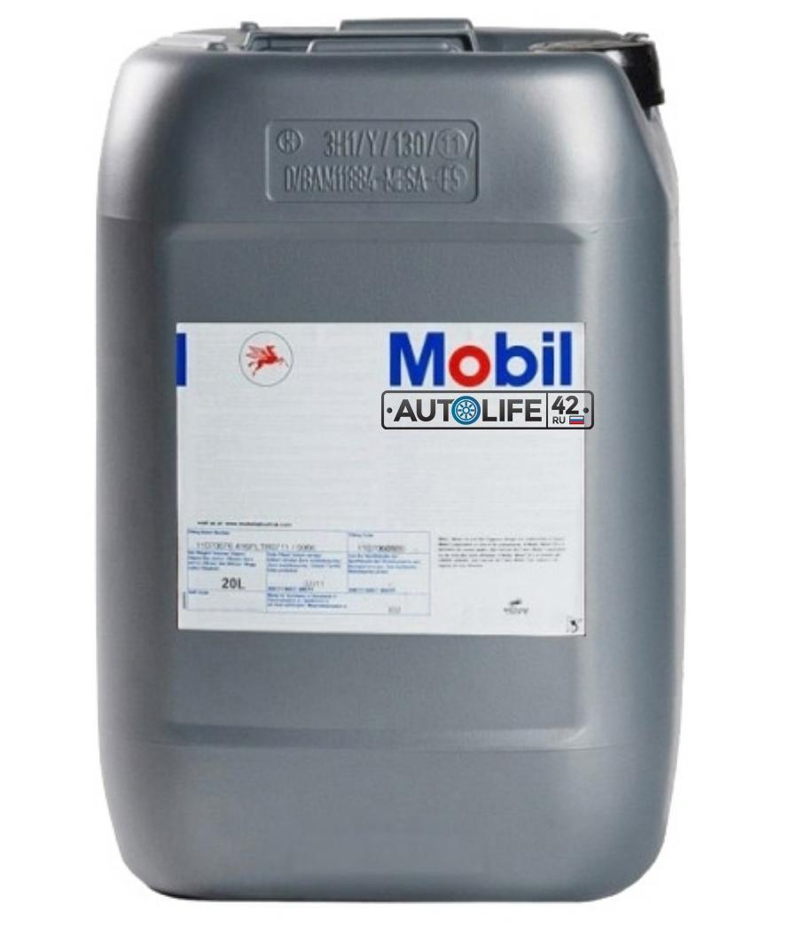 Масло редукторное Mobil  Mobilgear 600 XP 68, 20 л 149663 - 1/1 шт.