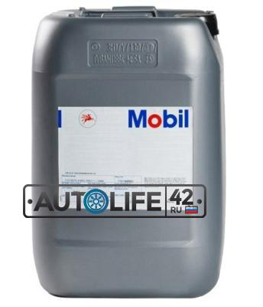 Масло редукторное Mobil  Mobilgear 600 XP 220, 20 л 149645 - 1/1 шт.