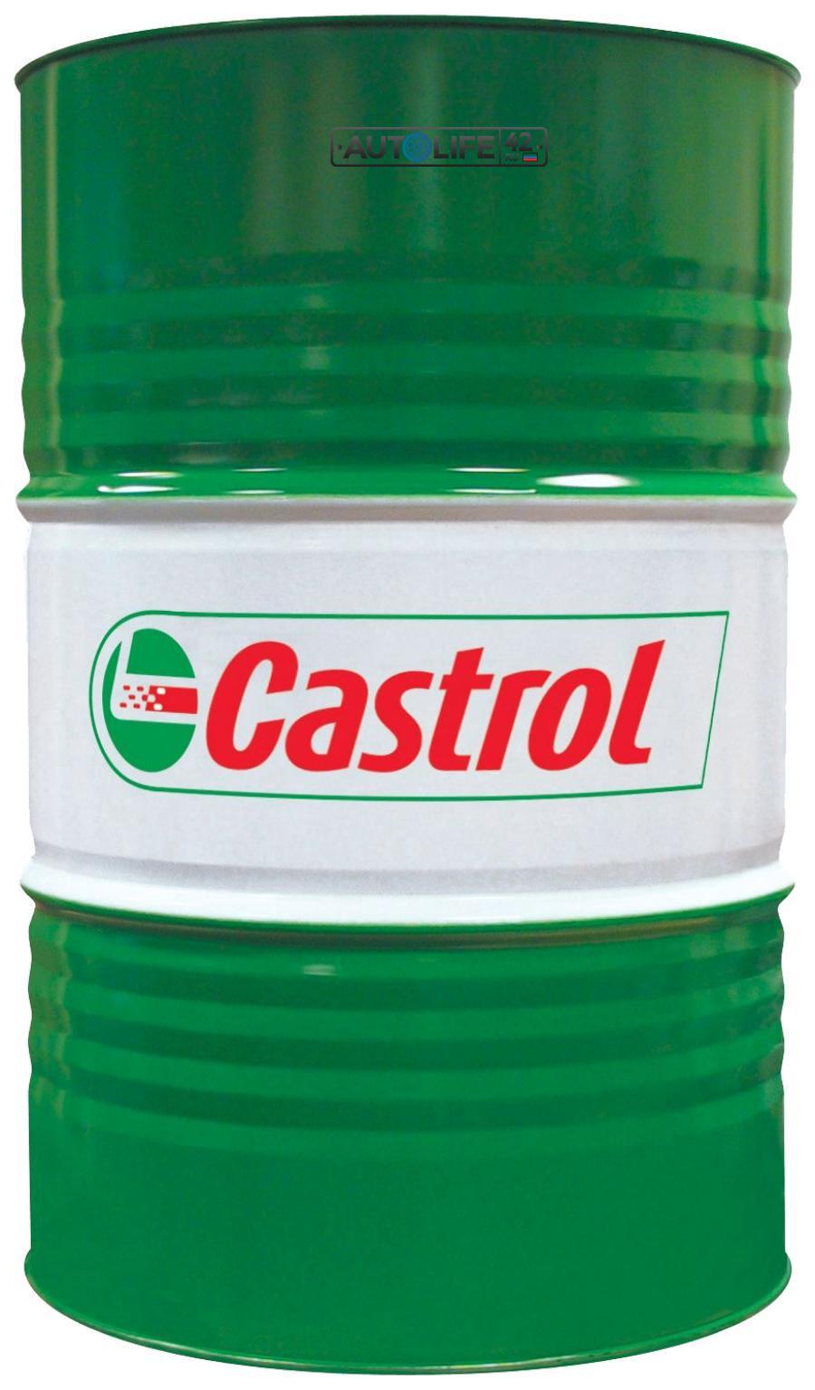 Масло моторное синтетическое EDGE A3/B4 TITANIUM FST 0W-30, 208л