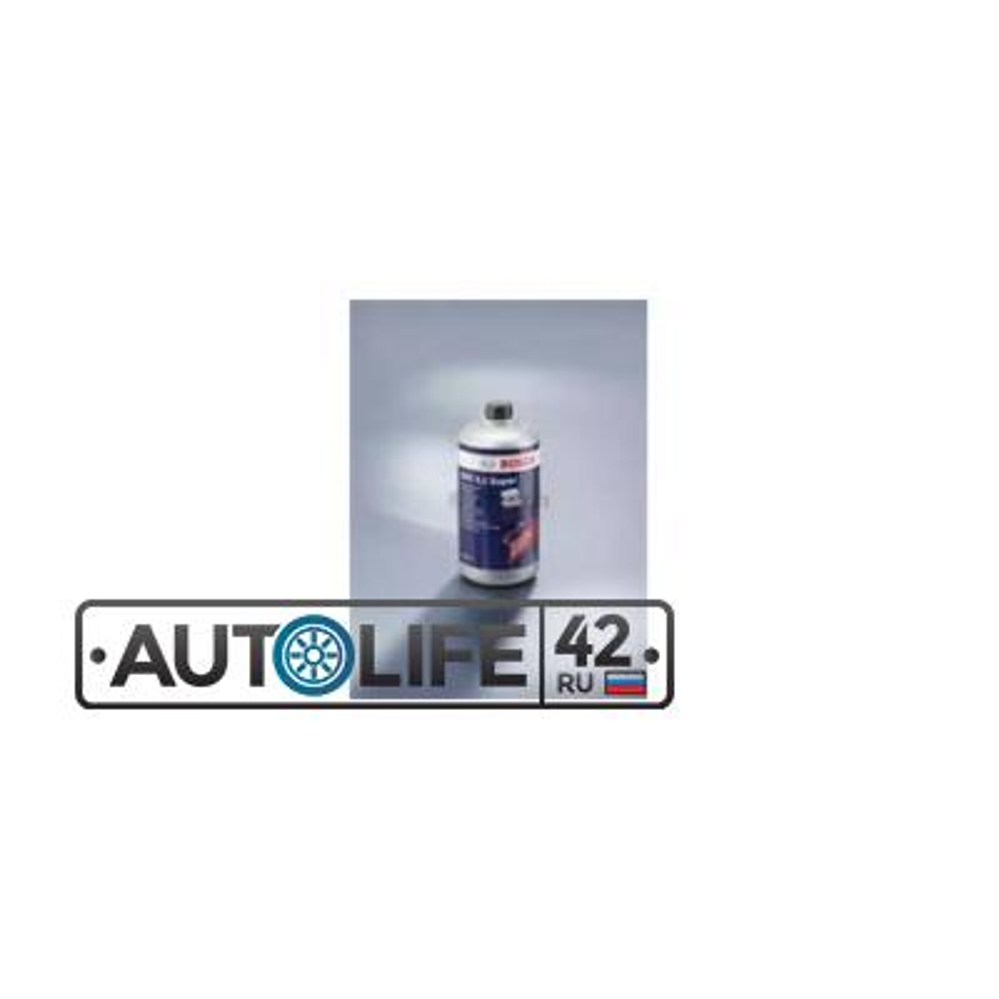Жидкость тормозная dot 5,1, 'Brake Fluid SUPER', 1л