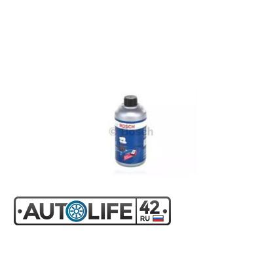 Жидкость тормозная dot 4, 'BRAKE FLUID', '0,5л