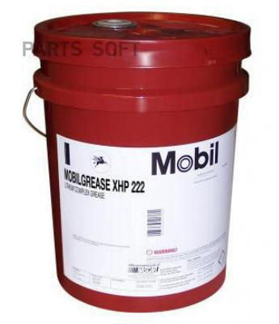 "Смазка литиевая ""Mobilgrease XHP 222"", 18кг"
