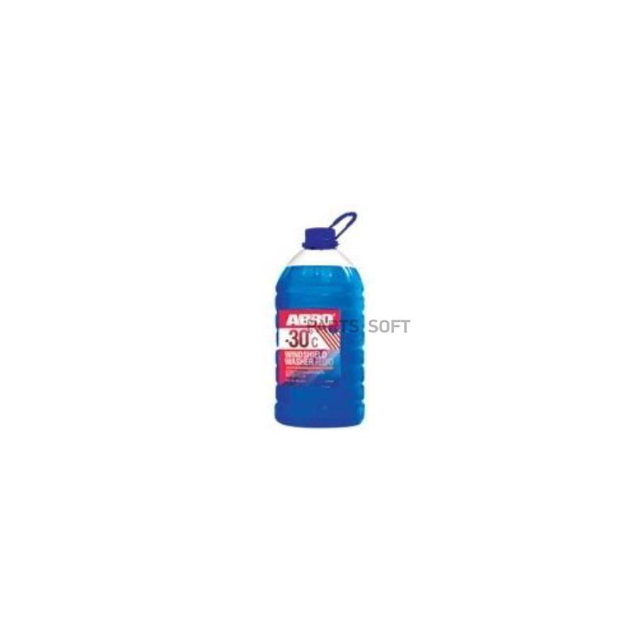 Жидкость стеклоомывающая -30 с (бубль гум)