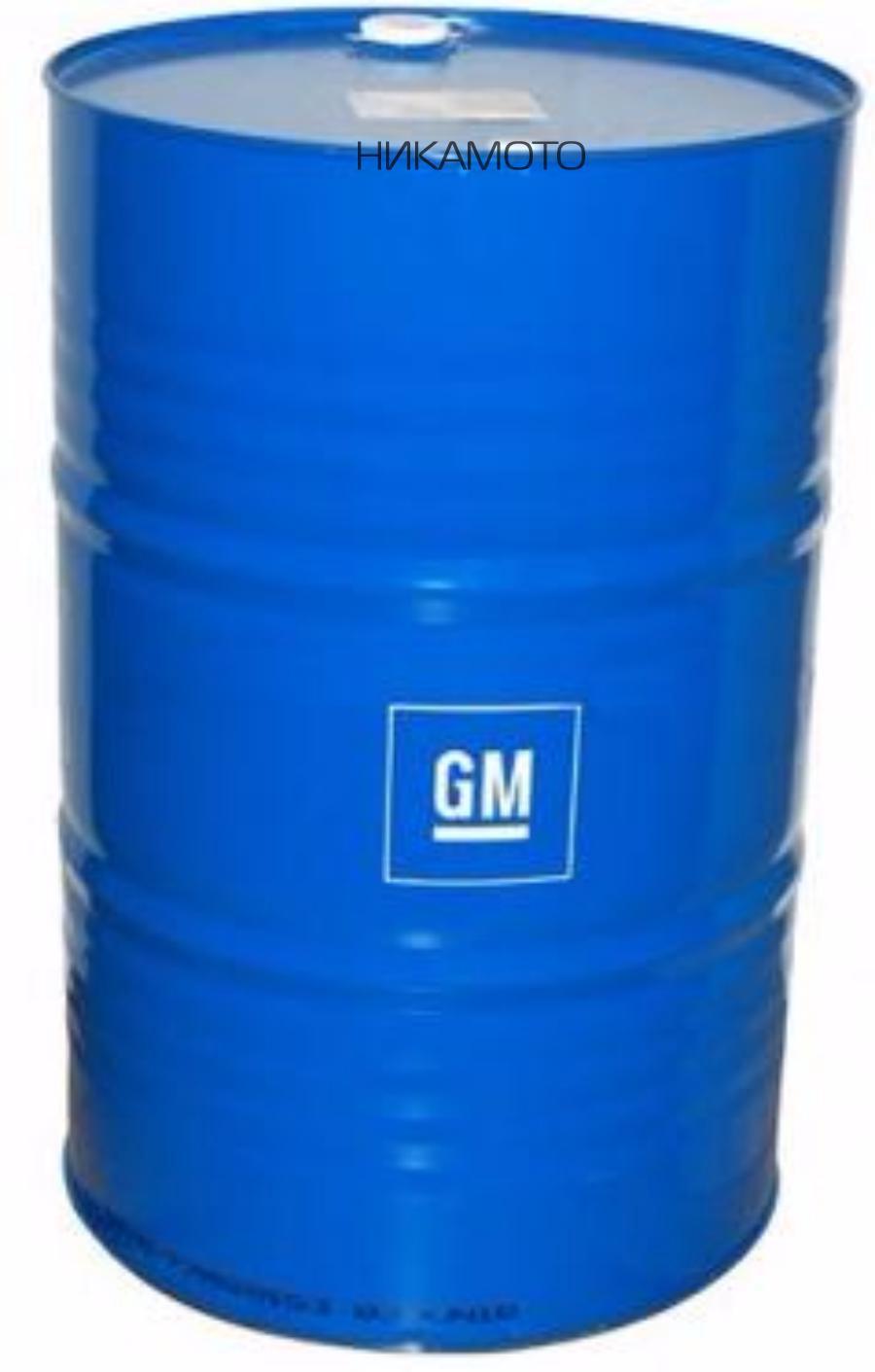 General Motors Dexos 2 5W30 .