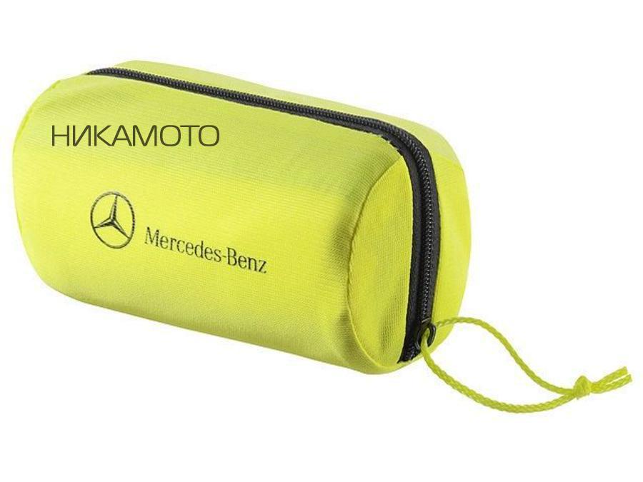 Аварийный жилет унисекс Mercedes Emergency Vest Unisex Yellow