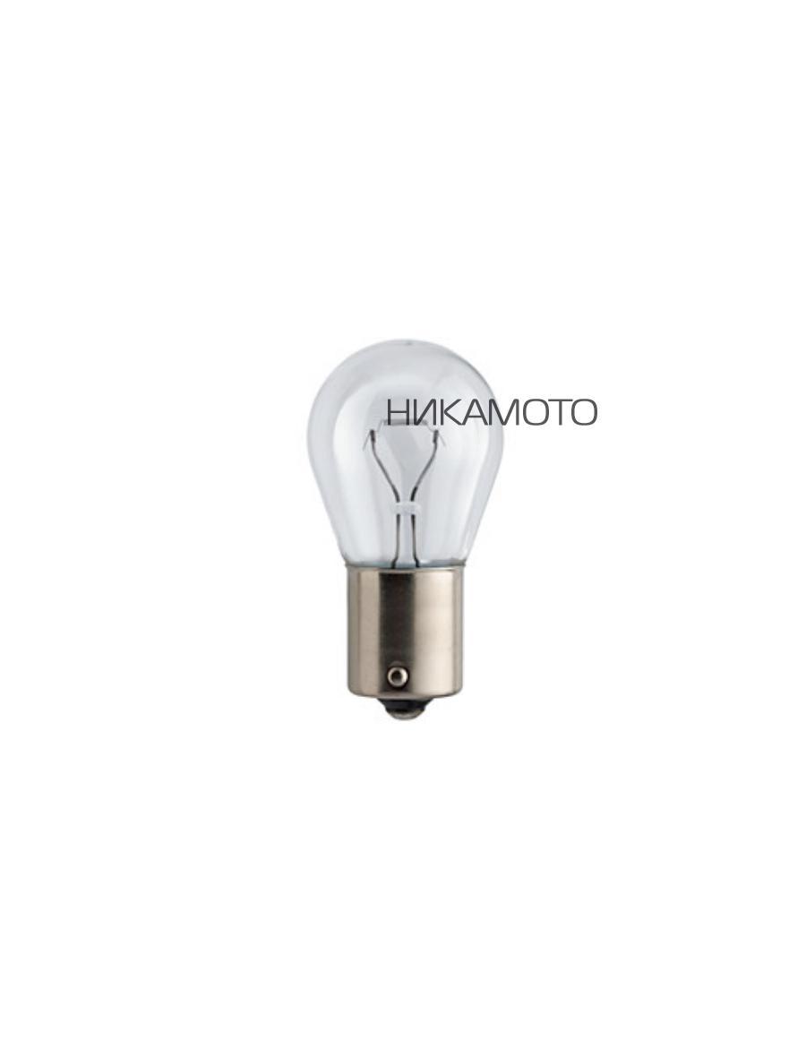 Лампа накаливания VisionPlus P21W 12В 21Вт
