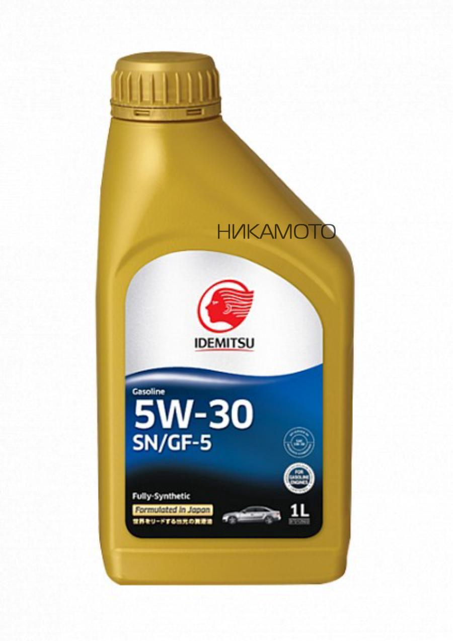Масло моторное IDEMITSU SN/GF-5 5W30 синтетика (1л)