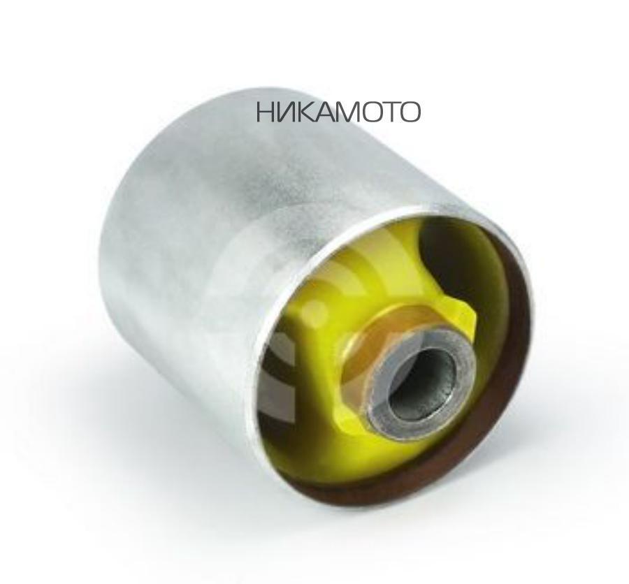 Сайлентблок полиуретановый задней подвески, нижнего рычага, передний