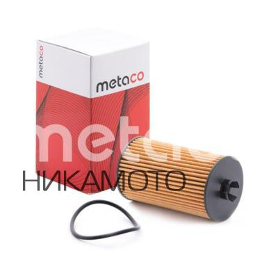 Фильтр масляный GM AVEO/CRUZE/ASTRA/VECTRA C 04- 1.6/1.8 METACO 1020006