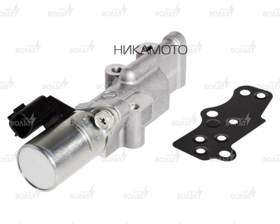 Клапан электромагнитный регулировки фаз ГРМ для автомобилей левый Teana (02-)/Infiniti FX (02-) 2.3i/3.5i