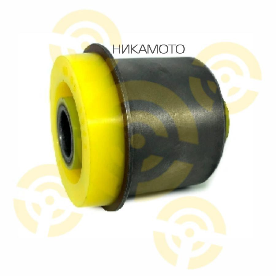 Сайлентблок полиуретановый передней подвески, нижнего рычага, задний