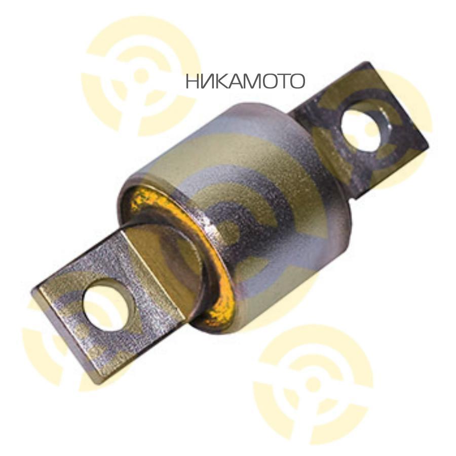 Сайлентблок полиуретановый амортизатора передней подвески, нижний