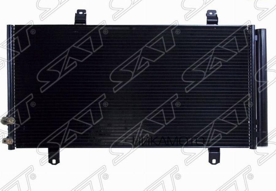 Радиатор кондиционера TOYOTA CAMRY 2AZ-FE / 2GR-FE 06- / VENZA 08