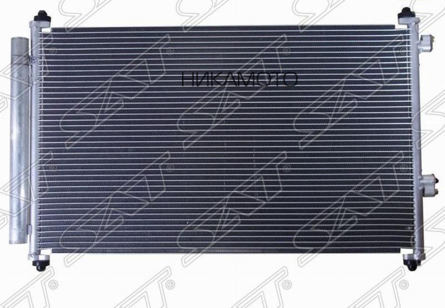 Радиатор кондиционера TOYOTA RAV4 05