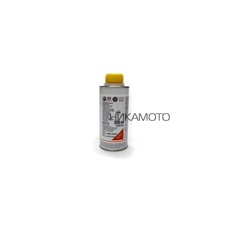 Жидкость тормозная DOT4 (0,25л)