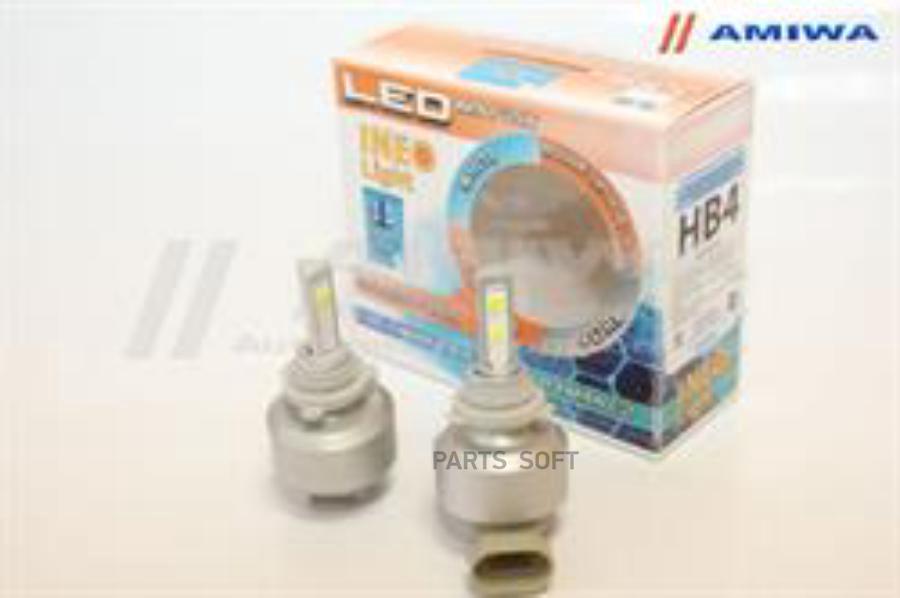 Лампа светодиодная HB4 12В 54Вт