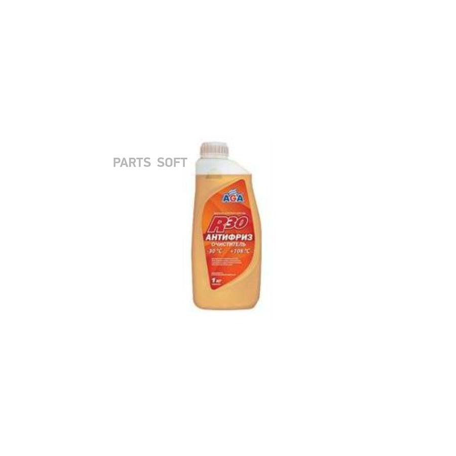 Жидкость охлаждающая Антифриз-очиститель (-30), 946 мл