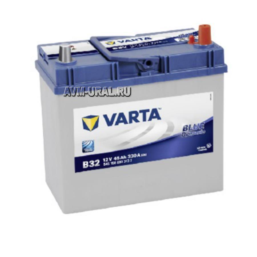 Аккумулятор VARTA BLUE 45A B-32