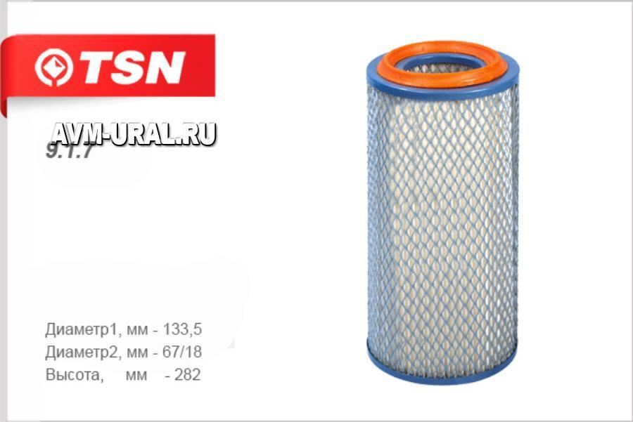 Фильтр воздушный HYUNDAI PORTER (Та