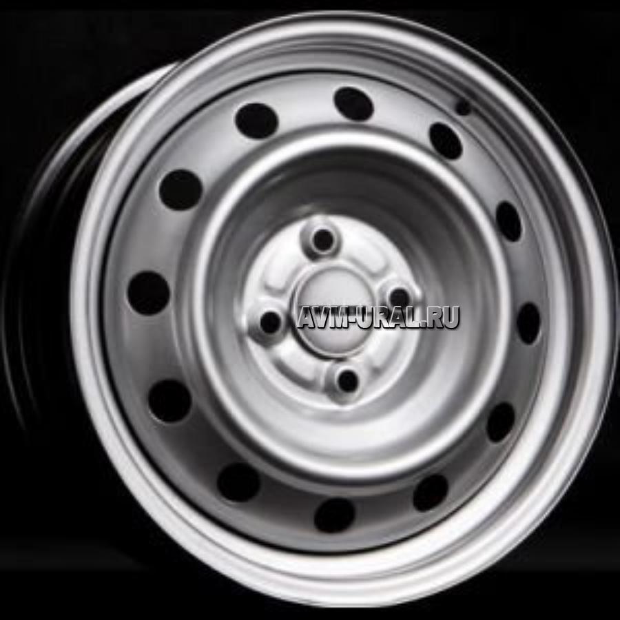 TREBL 8114 6x15/4x100 ET48 D54.1 Silver