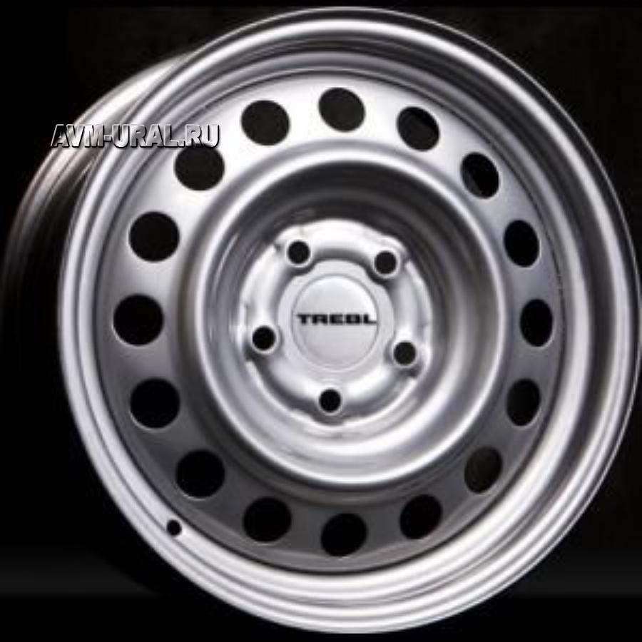 TREBL 7865 6.5x16/5x114.3 ET45 D60.1 Silver