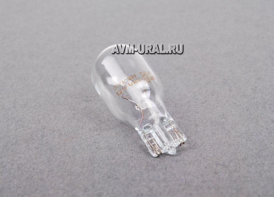 Лампа 12V W16W OSRAM 921
