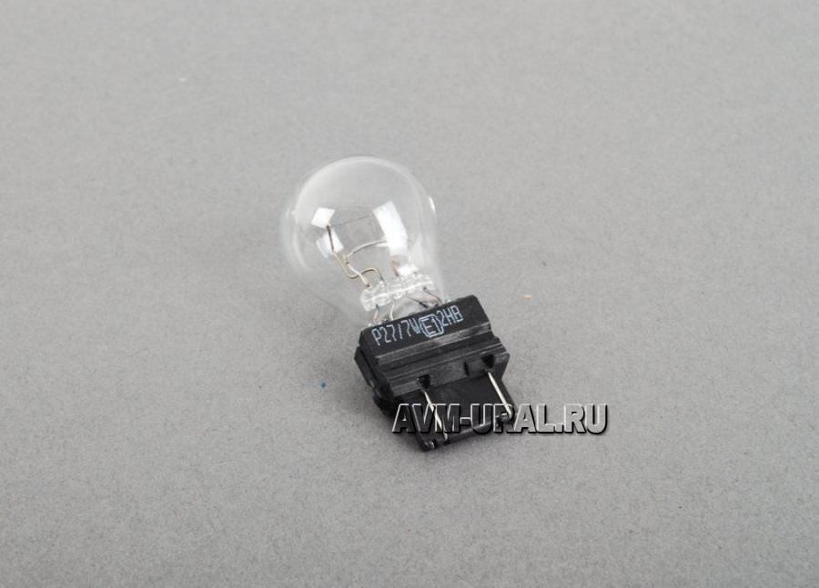 Лампа  OSRAM P27/7W