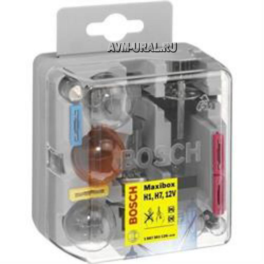 Лампа галоген Maxibox H1/H7 12В 4-55Вт