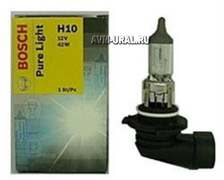Лампа галоген Pure Light H10 12В 42Вт
