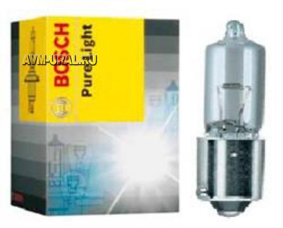 Лампа накаливания Pure Light H6Вт 12В 6Вт