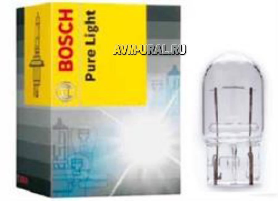 Лампа накаливания Pure Light W21W 12В 21Вт