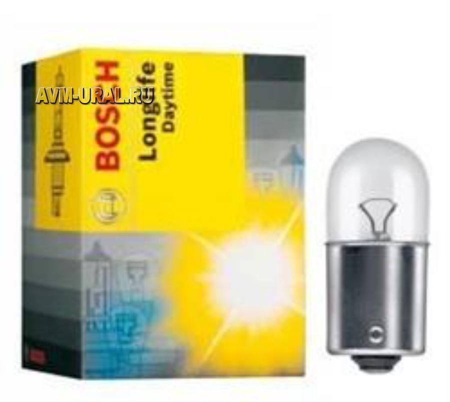 Лампа накаливания Longlife Daytime R5W 12В 5Вт