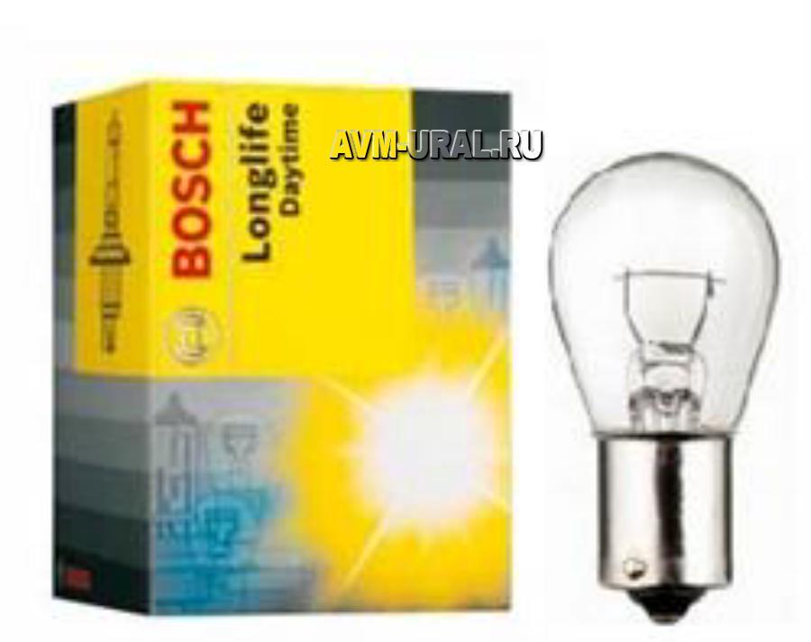 Лампа накаливания Longlife Daytime P21W 12В 21Вт