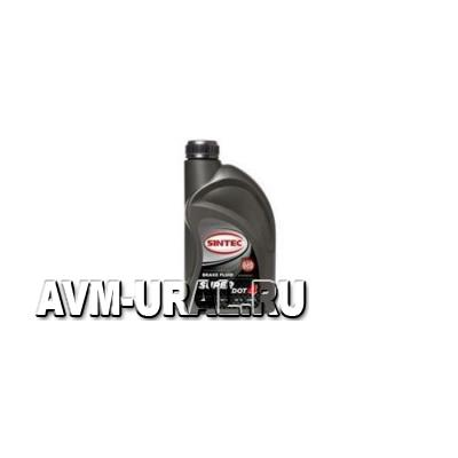 Жидкость тормозная DOT 4, 'SUPER', '0,455л