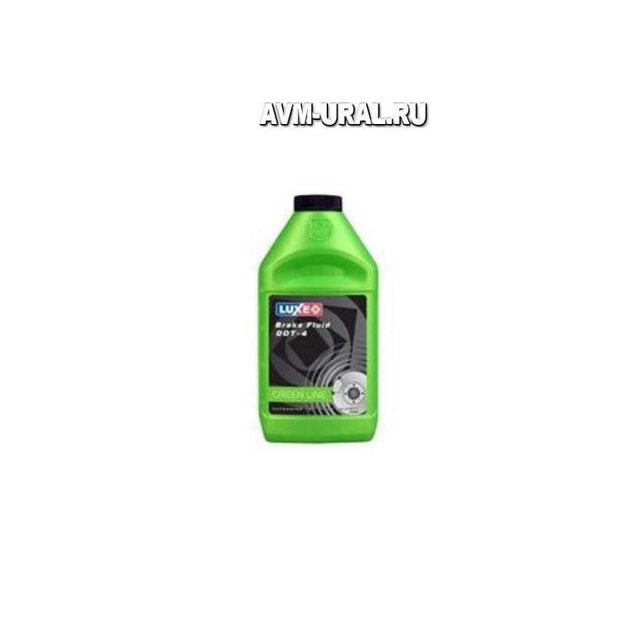 Жидкость тормозная LUXE DOT 4 (250 мл)