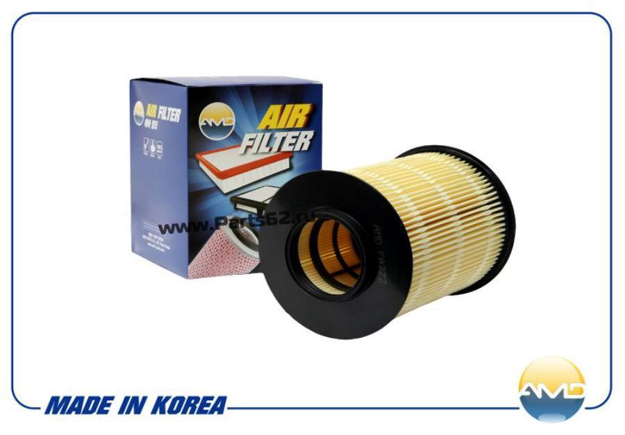 Фильтр воздушный, круглый, BM