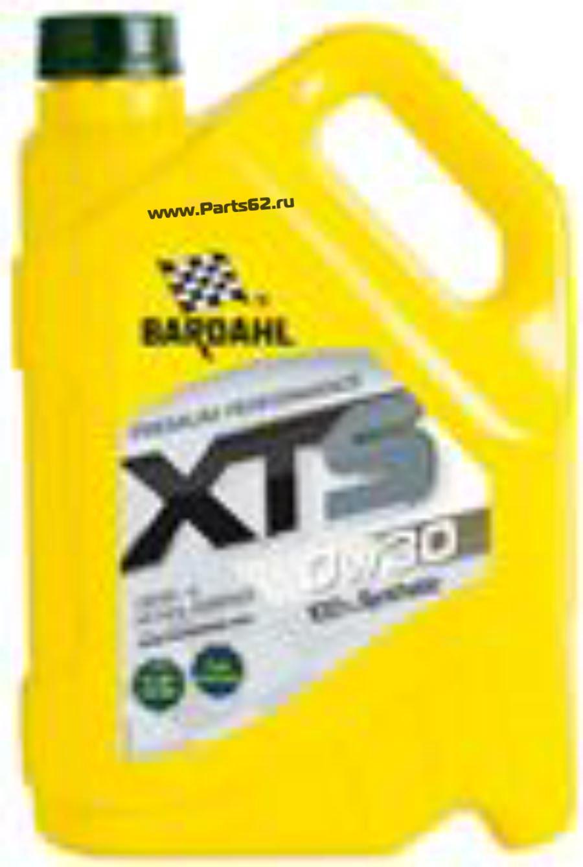 Масло моторное синтетическое XTS 0W-30, 5л