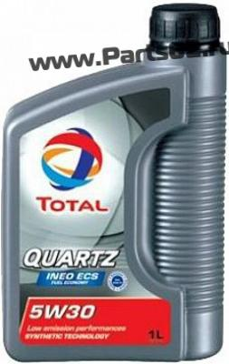 Масло моторное QUARTZ INEO ECS 5W-30 синтетическое, 1 л.