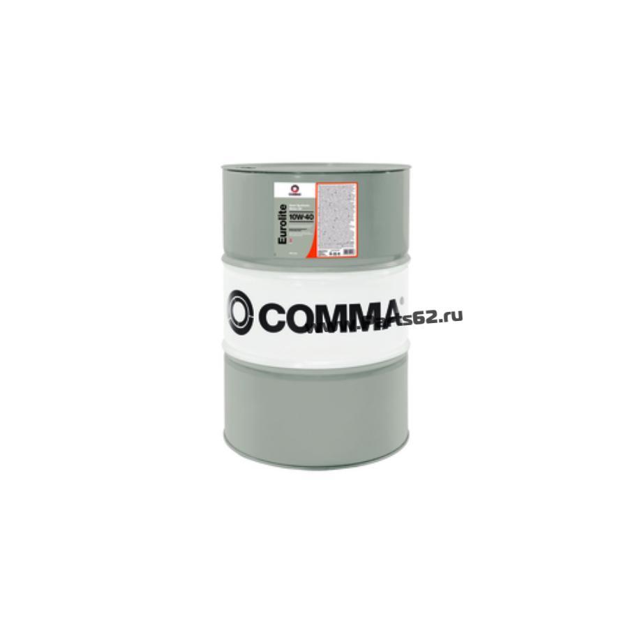 Масло моторное полусинтетическое Eurolite 10W-40, 199л