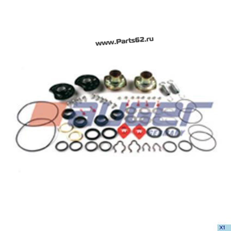 Ремонтный комплект тормозного вала на ось SAF SKRS 6537, ø38x51,5/ø46x78