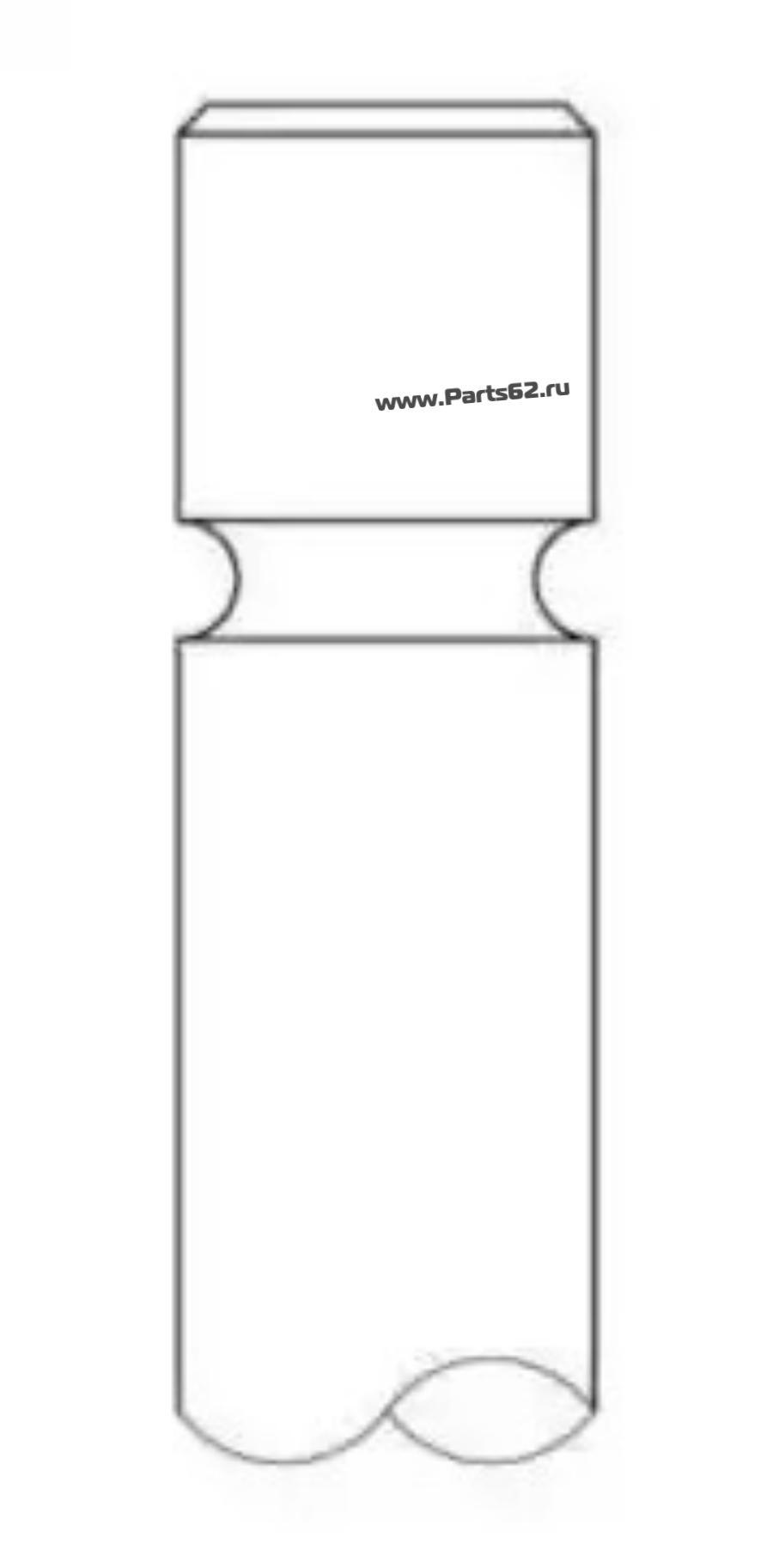 Впускной клапан