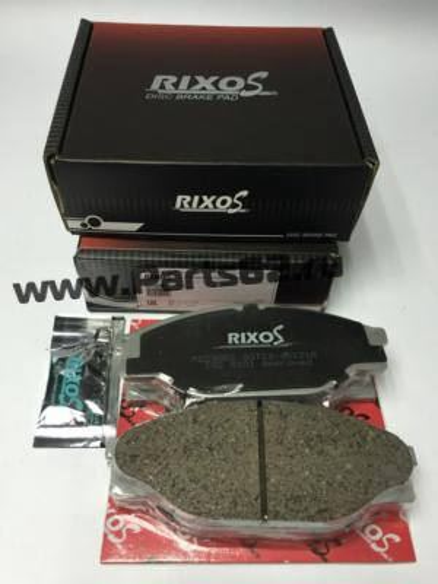 Тормозные колодки дисковые передние TOYOTA Hiace '90~95