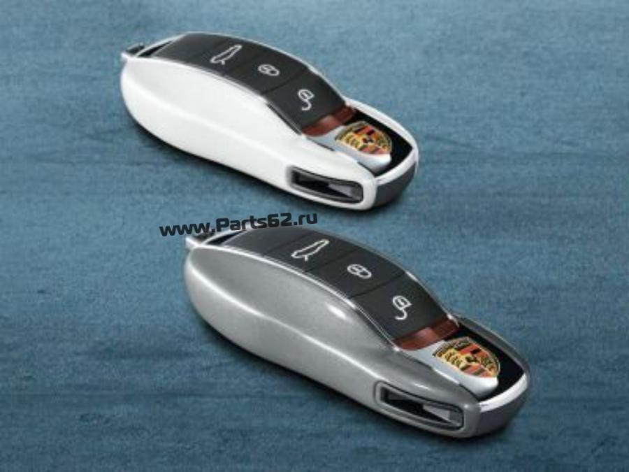 Цветной пластиковый сменный корпус ключа зажигания Porsche